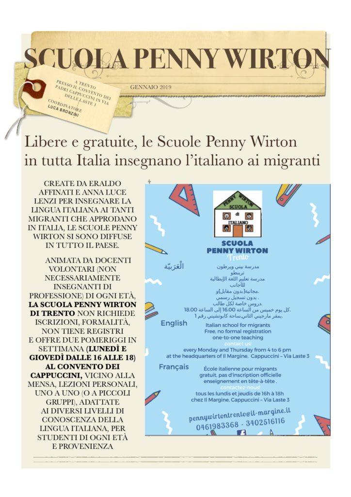 Copia di volantino penny wirton 21012019 da emanuela e paolo