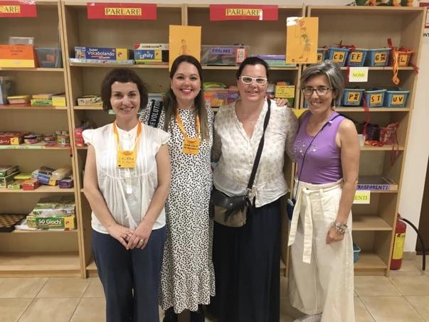 Tre PW: Annachiara Villanova (BO). Anna Giulia Poggibonsi, Elisa Limana e Chiara Poggibonsi