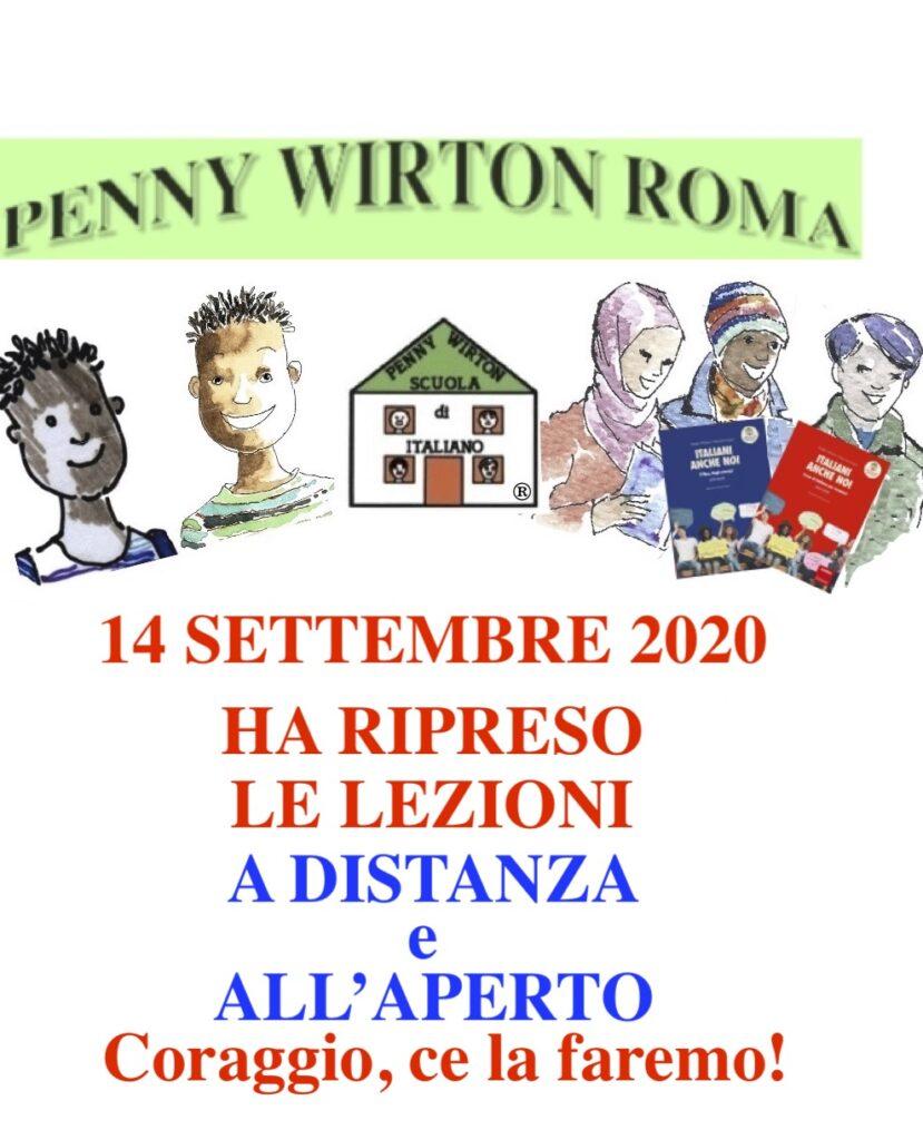 Penny Wirton Roma ha ripreso
